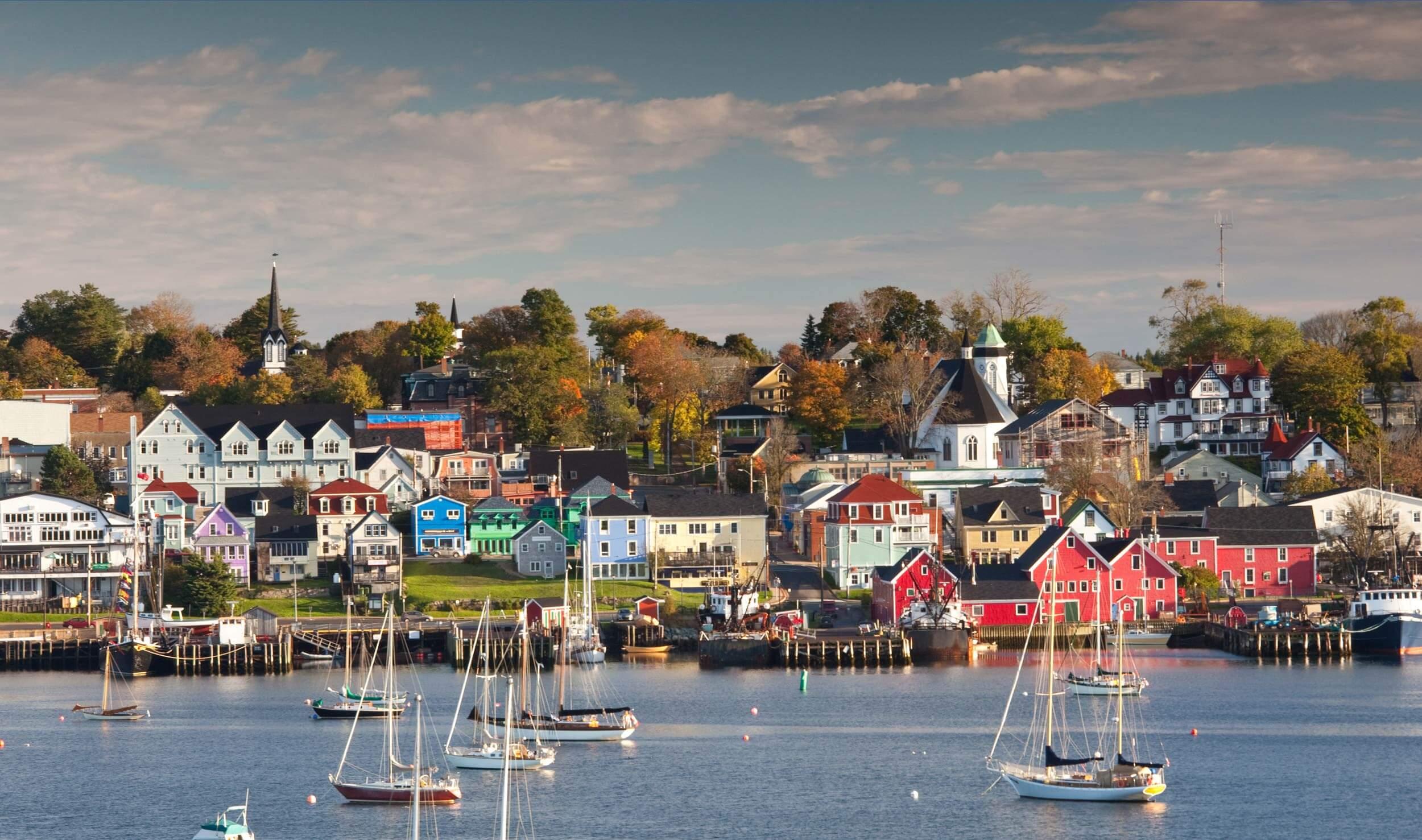 Immigrate To Nova Scotia