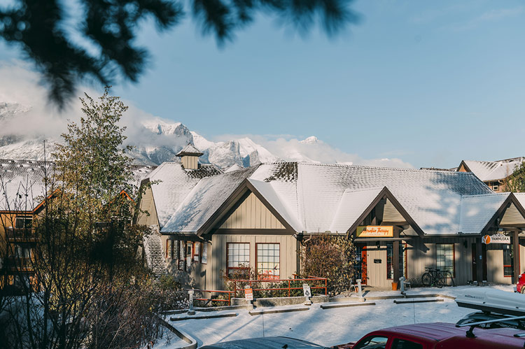 Canmore Immigration Office
